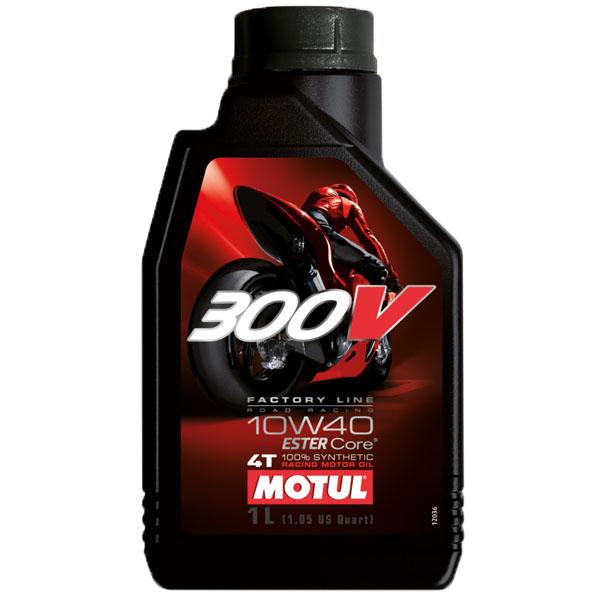 MOTUL V300 10-40W